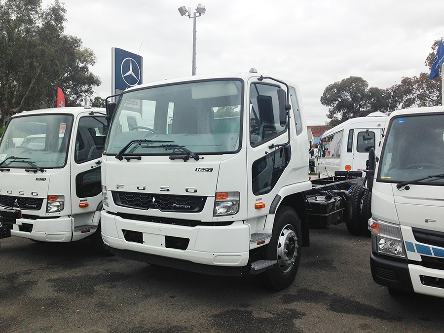 NEW TRUCK and SKIP BINS FOR HIRE
